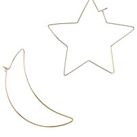 SLEEPY TIME EARRINGS