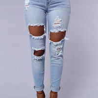Reckless Jeans