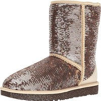 UGG Women's Classic Short Sparkles