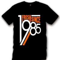 The Fresh I Am Clothing Since 1985 Shattered 1's Tee