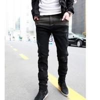 Mens Small Tear Jeans