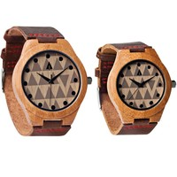 Couples Wooden Watches // MOD