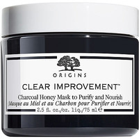 Clear Improvement Charcoal Honey Mask To Purify & Nourish