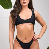 Antigua One Piece Swimsuit  Black