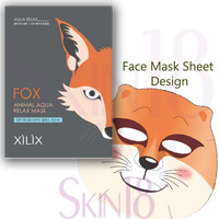 Xilix Fox animal AQUA relax mask sheet (Calm)  *exp.date 05/18*