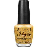 OPI Hawaii Nail Lacquer Pineapples Have Peelings Too!