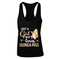Just A Woman Who Loves Guinea Pigs