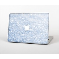 """The Sparkly Snow Texture Skin Set for the Apple MacBook Air 13"""""""