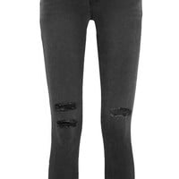 photo ready cropped mid rise skinny - Google Search