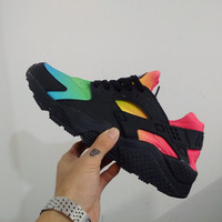 LoveQ168 Nike Air Huarache  Running Sport Casual Shoes Sneakers