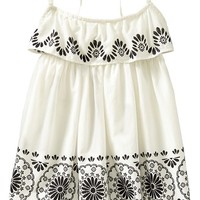 Floral-Print Sundresses for Baby