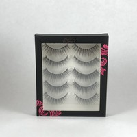 Soft Minded Lashes (5 pack) – Delarza Cosmetics