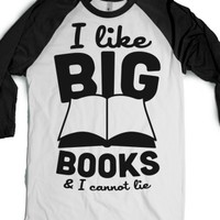 White/Black T-Shirt | Funny Bookworm Geek Shirts