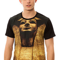 The Egyptian God Tee in Black