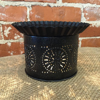 Electric Wax Warmer - Punched Quilt Design