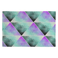 Allyson Johnson Painted Triangles Woven Rug