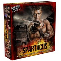 Spartacus: A Game of Blood and Treachery - Tabletop Haven