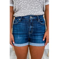 Lansing Denim Shorts