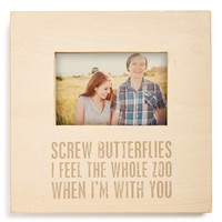 Primitives by Kathy 'Whole Zoo' Box Picture Frame (4x6)