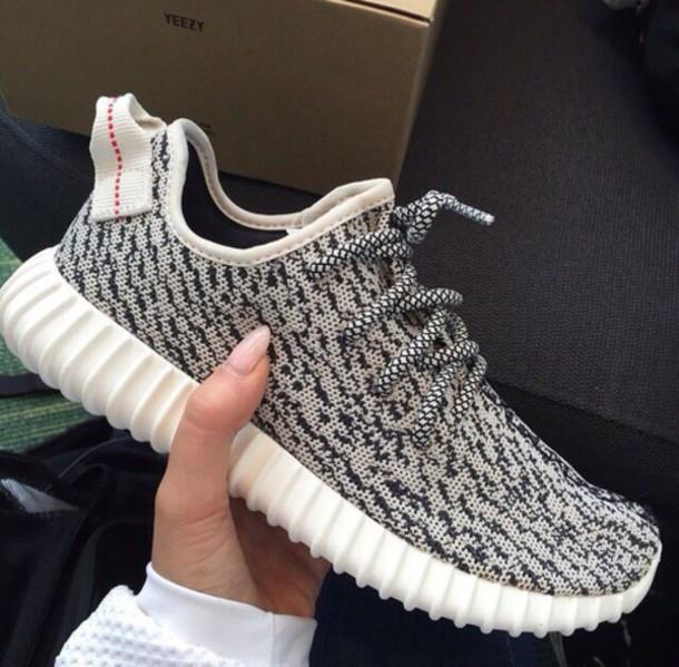 """Image of """"Adidas"""" Women Yeezy Boost Sneakers Running Sports Shoes"""
