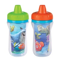 Disney / Pixar Finding Nemo 2-pk. Insulated Sippy Cups by The First Years (Green)