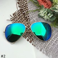 Ray-Ban UV protection for men and women Polarized lens color film sunglasses F-A-SDYJ #2
