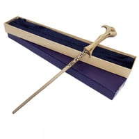 HP With Iron Core Harry potter Magic Wand Lord Voldemort Cosplay Magical Wand New in Box High Quality Christmas Gifts
