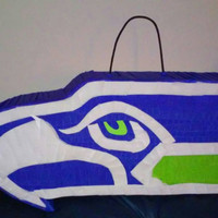 Amazing Pinata inspired by Seahawks