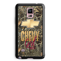 Chevy Girl Samsung Galaxy Note 4 Case Aneend
