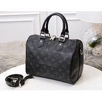 Louis Vuitton LV Fashionable Women Shopping Bag Leather Handbag Tote Shoulder Bag Crossbody Satchel