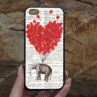 Love carries all iphone case,elephant phone case,galaxy S5 case,iPhone 5C 5/5S 4/4S,samsung galaxy S3/S4/S5,Personalized Phone case