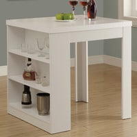 Monarch Specialties Inc. Counter Height Dining Table