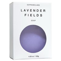 SopranoLabs - Lavender Fields Vegan Soap