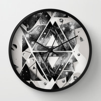 Interestelar Wall Clock by Rui Faria
