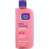 Clean & Clear Deep Cleansing Astrigent Oil Free Oil Fighting Ulta.com - Cosmetics, Fragrance, Salon and Beauty Gifts
