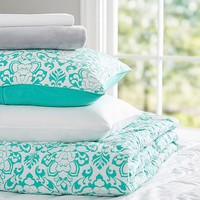 Decorator Damask Deluxe Value Comforter Set