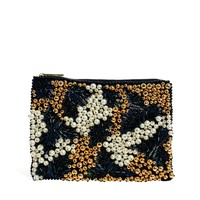 ASOS Embellished Pearl Clutch