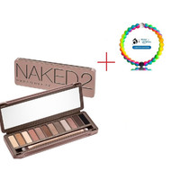 [BIG SALE] Urban Decay Naked Eyeshadows (with a gift of Free Lokai)