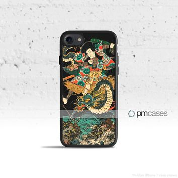 Japanese Dragon Case Cover for Apple iPhone & iPod Touch