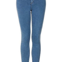 MOTO Vintage Joni Super High Wasited Jeans - Jeans  - Clothing