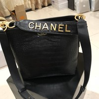 CHANE SIZE 20*14*25 Double C vintage Chanl jumbo Leather silver gold Chain Shoulder Bag Tote 2020 New