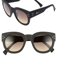 Quay 50mm Sunglasses | Nordstrom