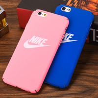 Case for iPhone 5 5S SE 6 6S Cool Sports Plastic Matte Pattern Fonts Capa Para Coque cover mobile phone hard back cases
