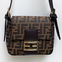 Fendi New fashion more letter shoulder bag women