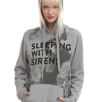 Sleeping With Sirens Live Girls Pullover Hoodie