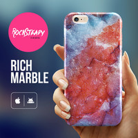 iPhone 6s case Rich Marble - iPhone 6 cover, marble iPhone 6 Plus case, samsung galaxy s5 case marble iPhone 5 Case, iPhone 5C case