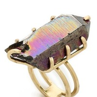 Vanessa Mooney The Purple Haze Ring | SHOPBOP