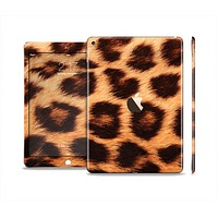 The Real Cheetah Print Skin Set for the Apple iPad Air 2