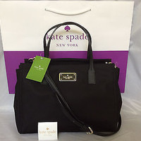 NWT Classic Authentic Kate Spade Blake Avenue Loden Crossbody Bag Satchel SMALL