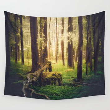 Come to me Wall Tapestry by HappyMelvin